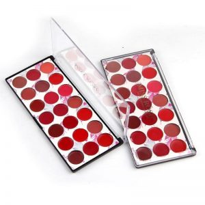 Miss Rose 21 Shade Lip Palette Lipstick Kit