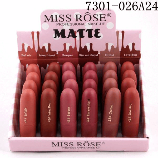 Miss Rose LipStick set