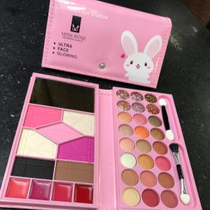Miss rose 35 Color Eye Shadow purse 2
