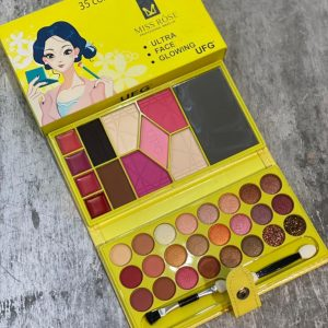 miss rose 35 colors eyeshadow kit