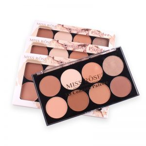 miss rose 8 color contour kit