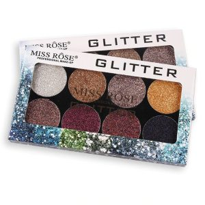 miss rose 8 color glitter kit 2
