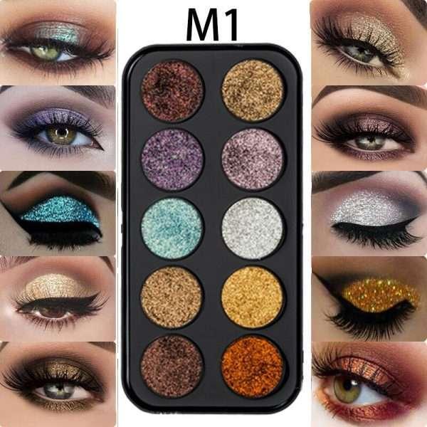 miss rose 8 color glitter kit 2