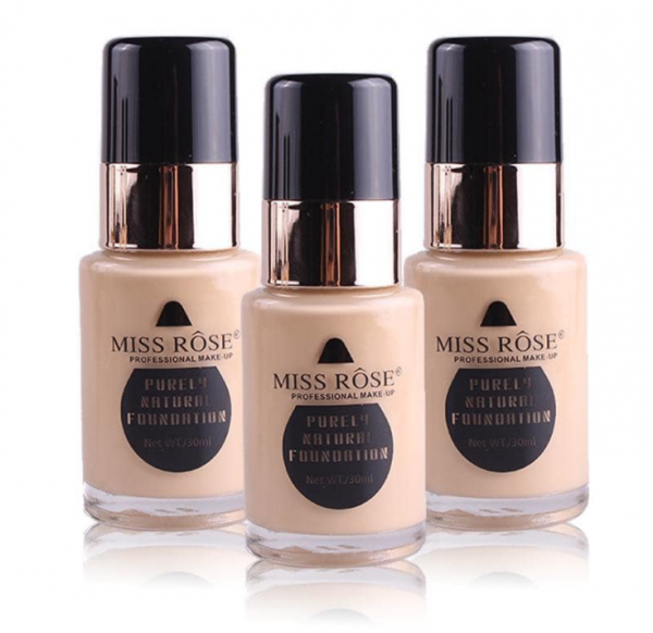 miss rose liquid foundationmiss rose liquid foundation 1