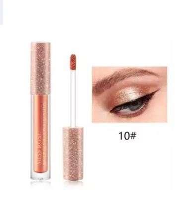 Miss Rose Dazzle shadow liquid eyeshadow glitter eyeshades 12 colors - 1 piece_11