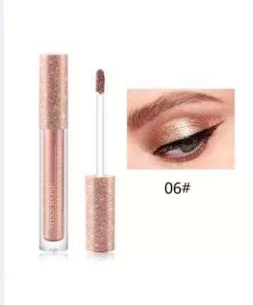 Miss Rose Dazzle shadow liquid eyeshadow glitter eyeshades 12 colors