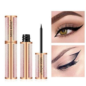 Mounsii Waterproof Eyeliner Black Liquid Eye Liner Pen Pencil Long-lasting Women Eyes Makeup Cosmetics Tool 7ML