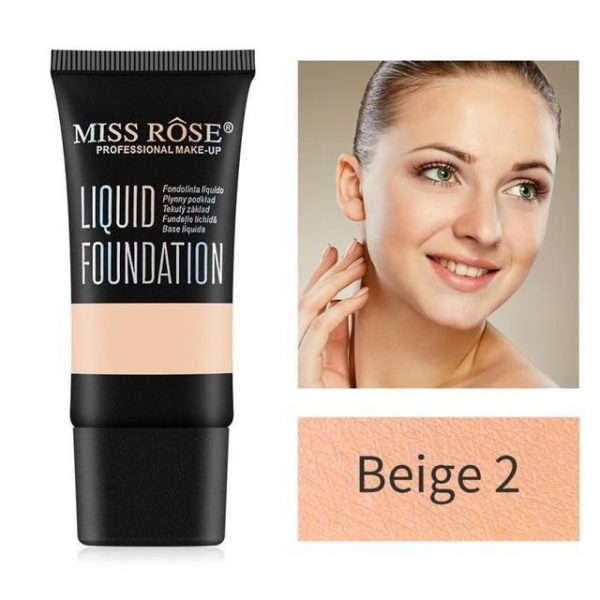 miss rose liquid foundation pack 1