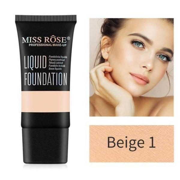 miss rose liquid foundation pack 3