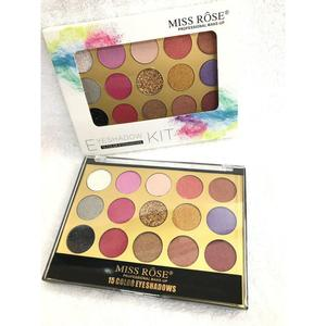 Miss Rose 15 Colours Eyeshadows Kit (1)