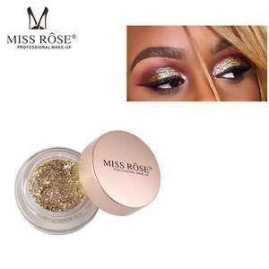MISS ROSE Single Eye Glitters