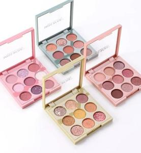 Miss Rose 9 colour Eyeshadow kit