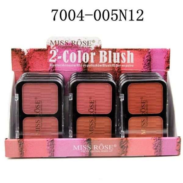 Miss Rose Black 2 color blush