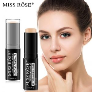 Miss Rose Professional Oil Free Rotating Concealer