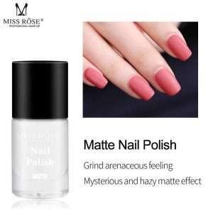 Miss-Rose Nail Polish base coat 3