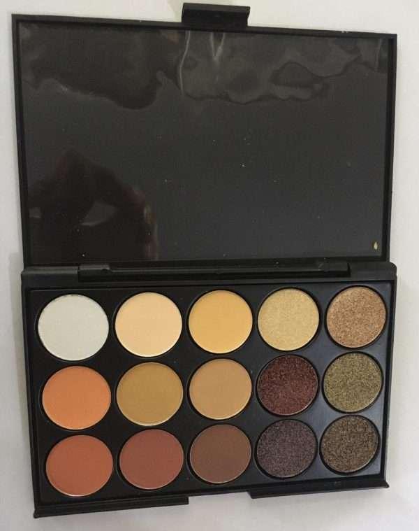 miss rose 15 color eyeshadow kit 1
