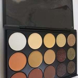 miss rose 15 color eyeshadow kit 2