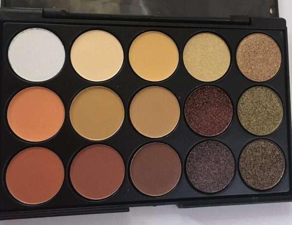 miss rose 15 color eyeshadow kit 3